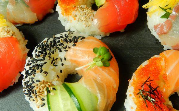 sushi bagel