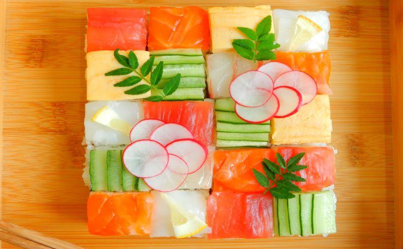 cube sushi