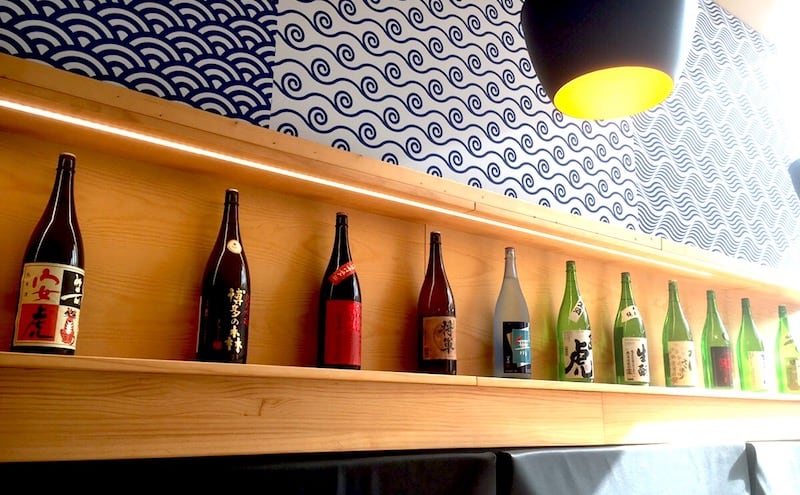 Sushi Restaurant Liquor