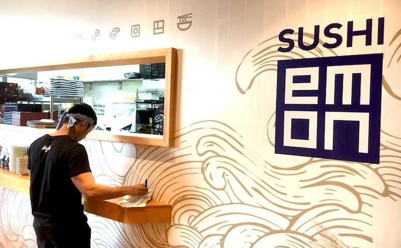 Sushi Restaurant Susiemon Sushi Restaurant Introspection