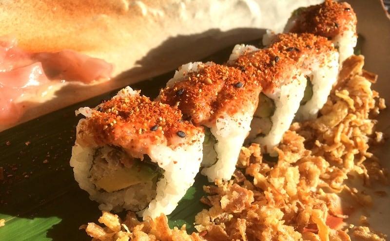 Sushi Restaurant Susiemon California roll