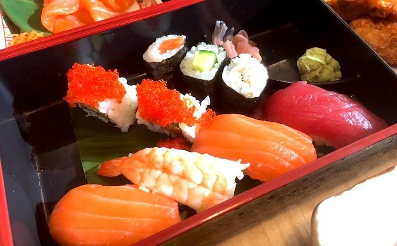 Sushi Restaurant Susiemon Nigiri